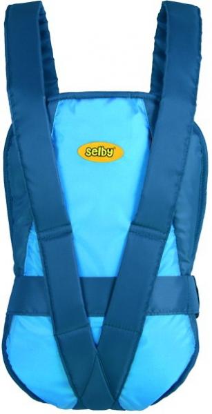 Рюкзак-кенгуру – Классик, синийСумки-кенгуру <br>Рюкзак-кенгуру – Классик, синий<br>
