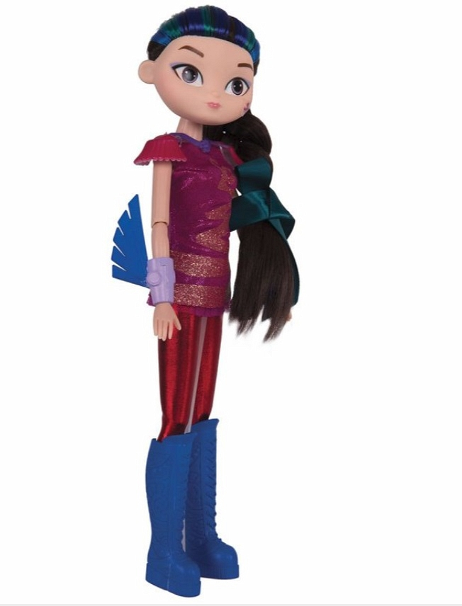 Кукла Сказочный патруль, серия Magic - Варя от Toyway