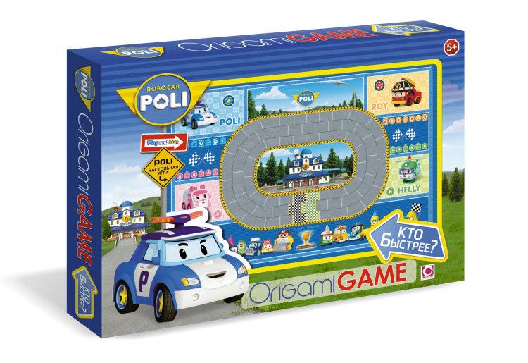 Настольная игра - ходилка Robocar. Кто быстрее?Robocar Poli. Робокар Поли и его друзья<br>Настольная игра - ходилка Robocar. Кто быстрее?<br>