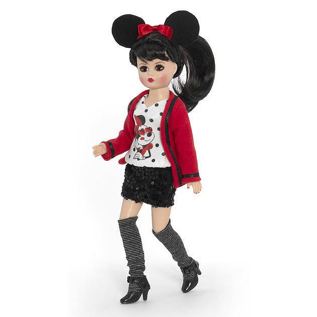 Кукла Минни, 26 см.Коллекционные куклы<br>Кукла Минни, 26 см.<br>