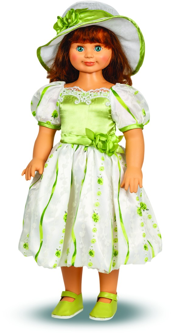 Кукла «Милана 5» со звуковым устройством, 70 см.Русские куклы фабрики Весна<br>Кукла «Милана 5» со звуковым устройством, 70 см.<br>
