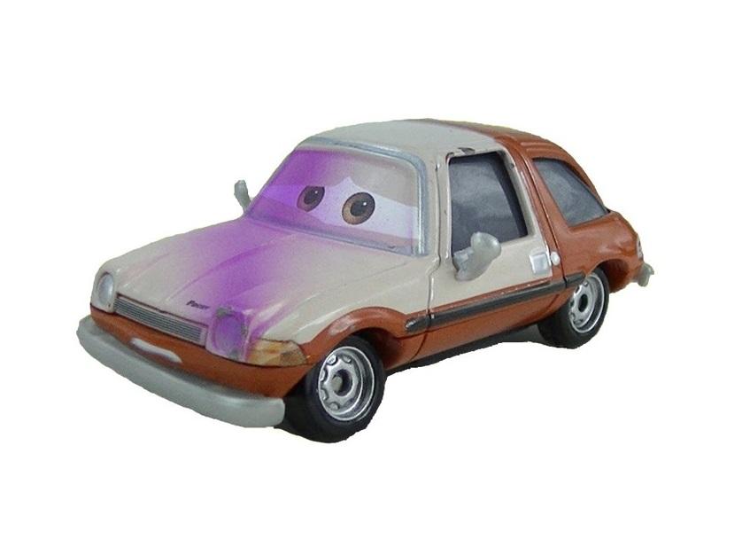 Коллекционная металлическая машинка из мультфильма Тачки – Табс ПейсерCARS 3 (Игрушки Тачки 3)<br>Коллекционная металлическая машинка из мультфильма Тачки – Табс Пейсер<br>