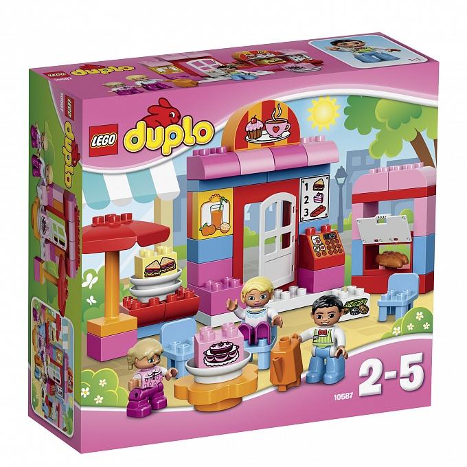 Lego Duplo. Кафе