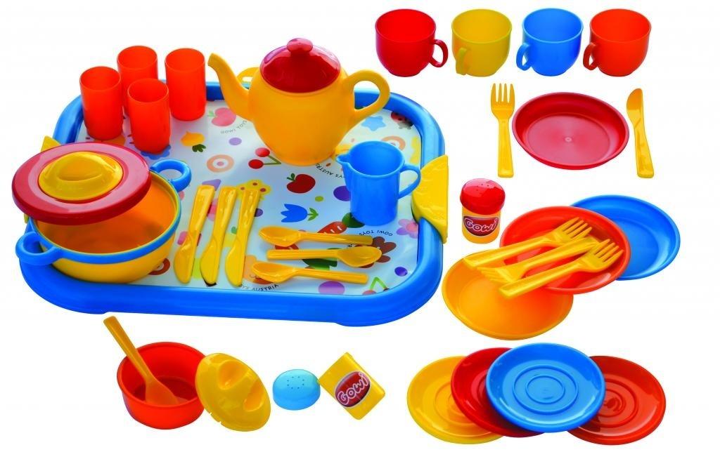 Большой детский кулинарный набор № 1 - 52 предмета