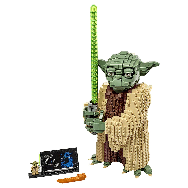 Конструктор Lego®  Star Wars - Йода