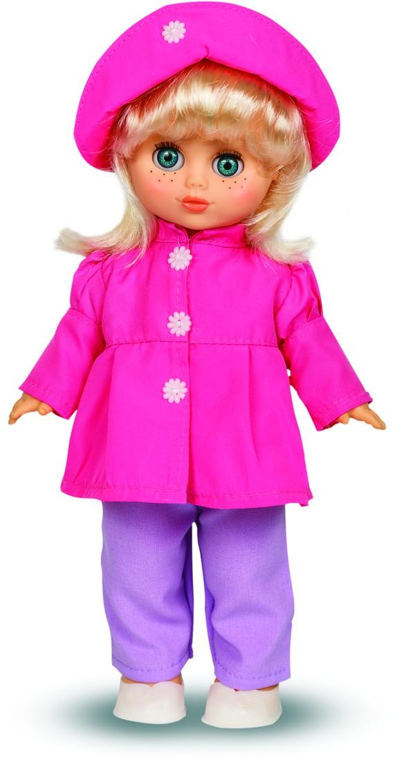 Кукла Настя 4 со звуковым устройством, 30 смРусские куклы фабрики Весна<br>Кукла Настя 4 со звуковым устройством, 30 см<br>