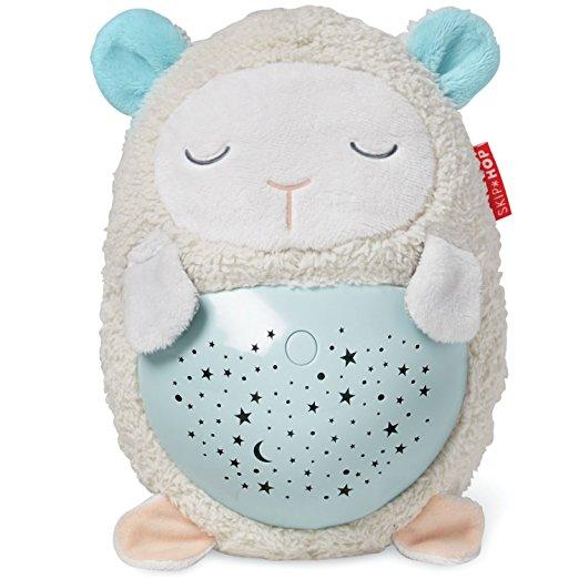 Развивающая игрушка ночник-проектор Овечка - Музыкальные ночники и проекторы, артикул: 161576