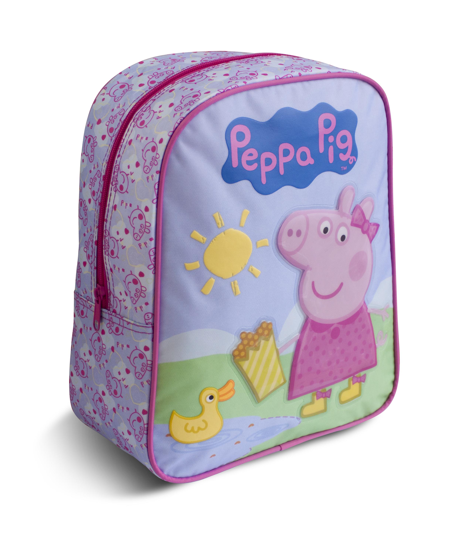 Росмэн Рюкзачок средний «Свинка Пеппа. Утка»