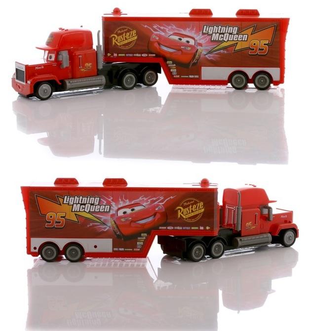 Инерционный грузовик МАК из мультфильма ТачкиCARS 3 (Игрушки Тачки 3)<br>Инерционный грузовик МАК из мультфильма Тачки<br>