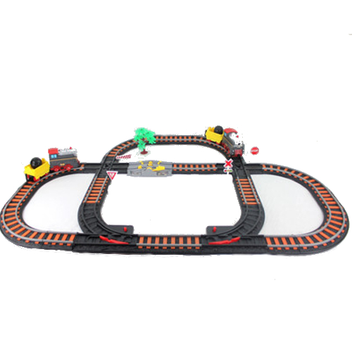 Железная дорога - Останови крушение, 2 перерестка, 2 стрелкиДетская железная дорога<br>Железная дорога - Останови крушение, 2 перерестка, 2 стрелки<br>