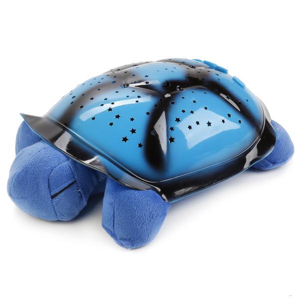 Интерактивная мягкая игрушка-ночник - Черепаха, свет, звук, 7 колыбельных песенокМузыкальные ночники и проекторы<br>Интерактивная мягкая игрушка-ночник - Черепаха, свет, звук, 7 колыбельных песенок<br>