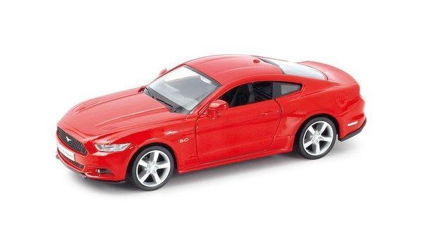 Купить Машина металлическая RMZ City 1:32 Ford Mustang 2015 инерционная, красная