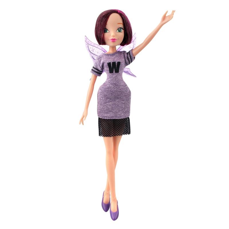 Кукла Winx Club - Мода и магия-3, Tecna