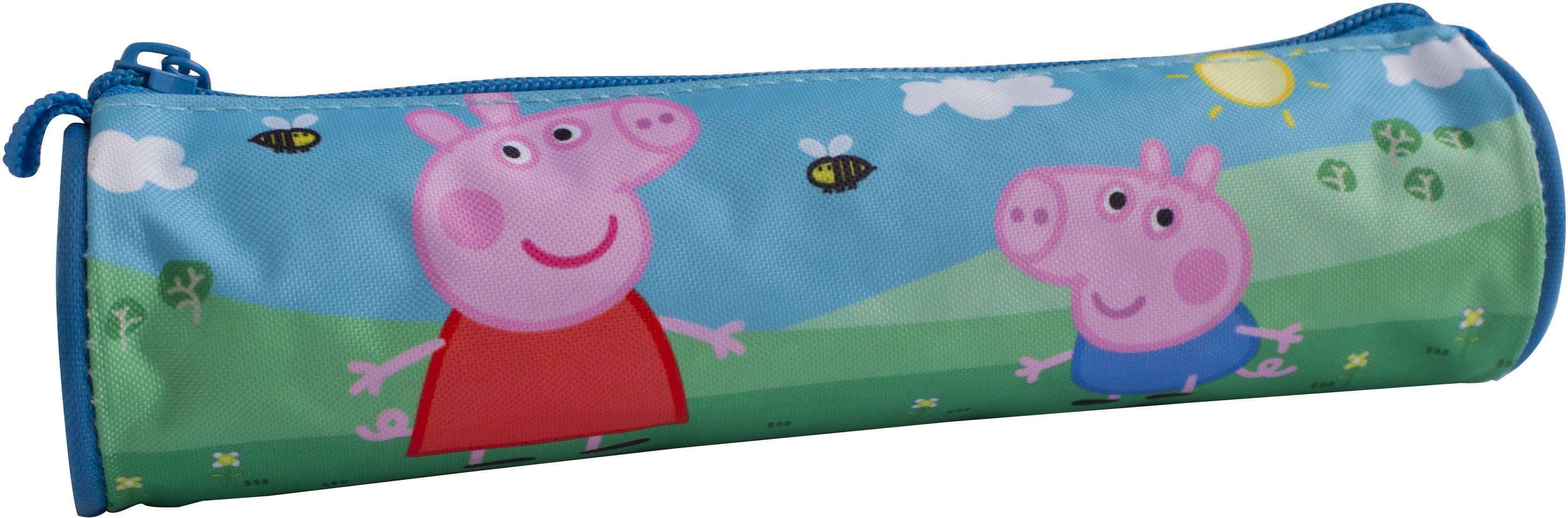 Купить со скидкой Пенал-тубус Свинка Пеппа