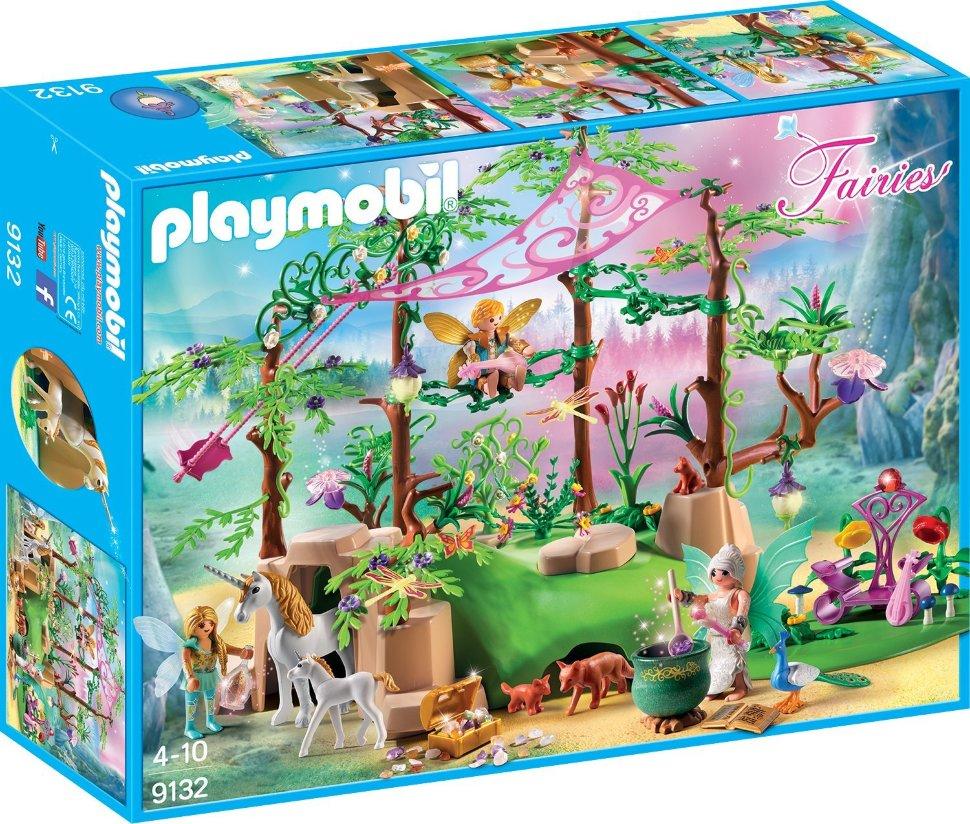 Купить Игровой набор из серии Феи: Лес волшебной феи, Playmobil