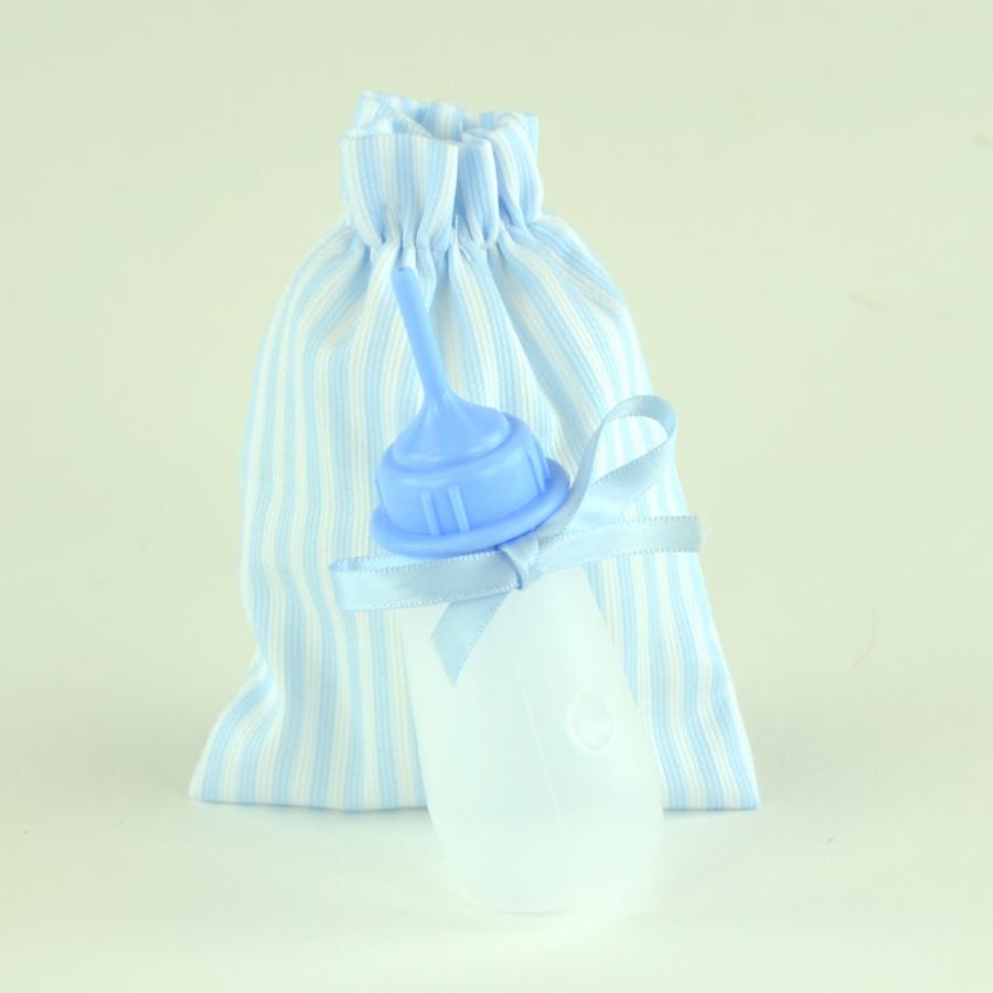 Аксессуары для кукол Asi - Бутылочка голубаяКуклы ASI (Испания)<br>Аксессуары для кукол Asi - Бутылочка голубая<br>