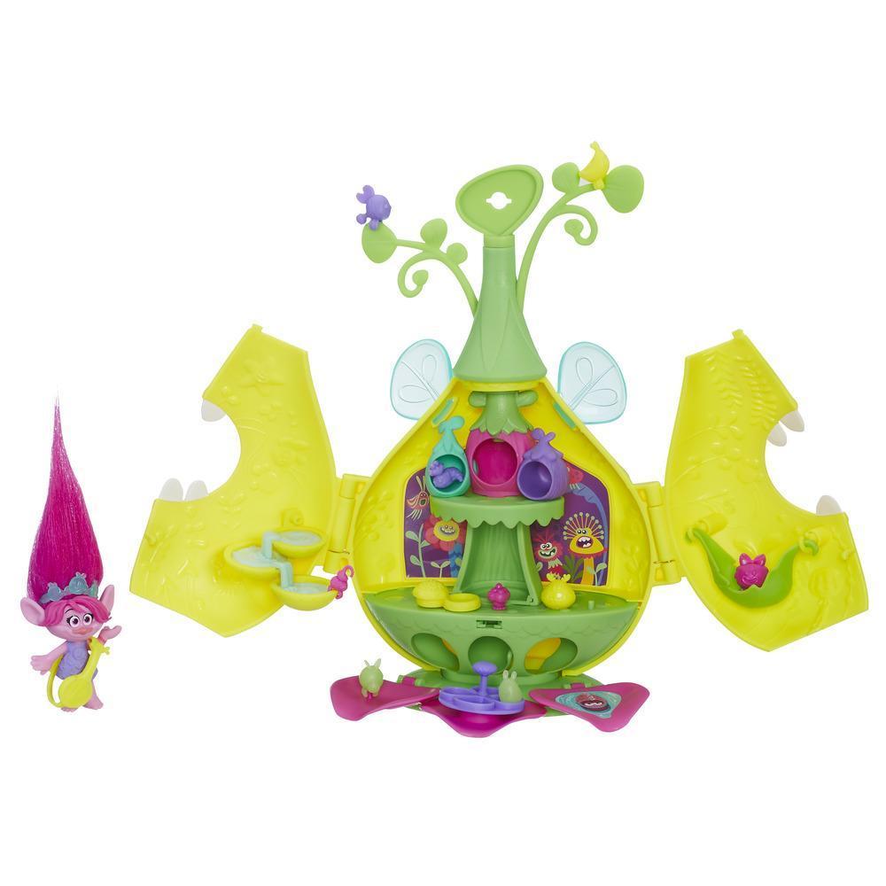 Купить Игровой набор Trolls - Волшебный домик, Hasbro
