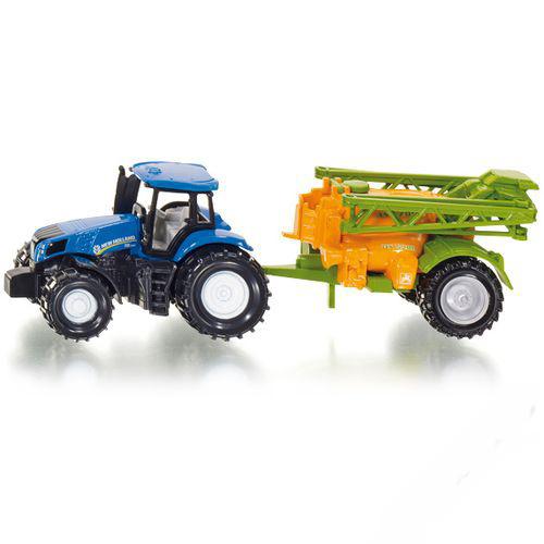 Купить Трактор с опрыскивателем, Siku