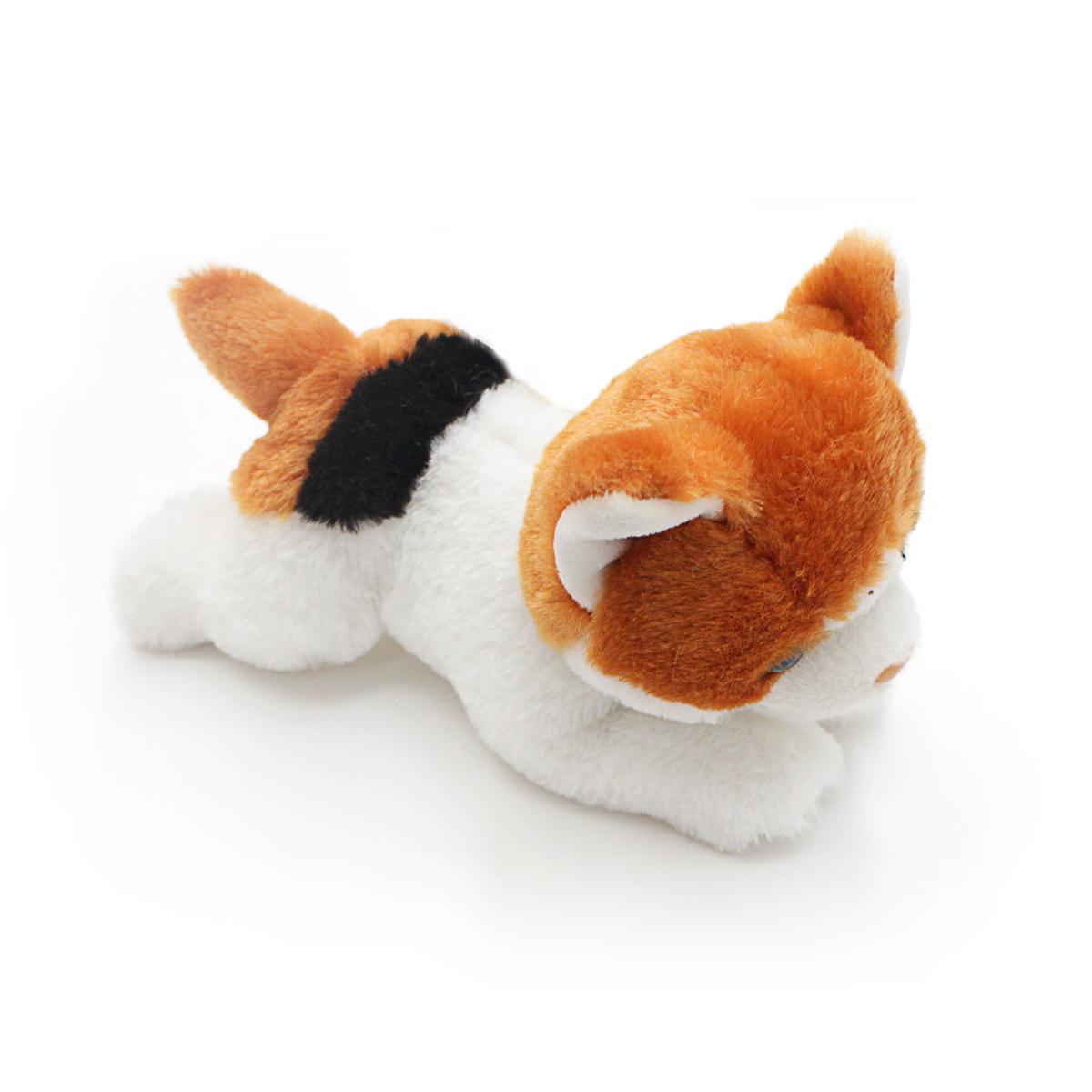 Мягкая игрушка – Котенок пятнышко, 23 см