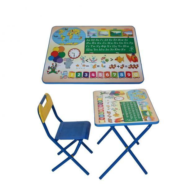 Набор мебели  Дэми  №1  Глобус , Складной Г) - Парты, артикул: 24572