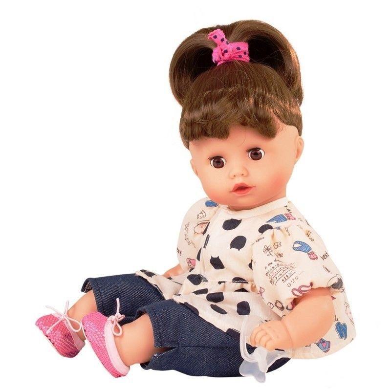 Кукла Маффин, шатенка от Toyway