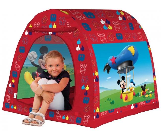 Палатка - МиккиДомики-палатки<br>Палатка - Микки<br>