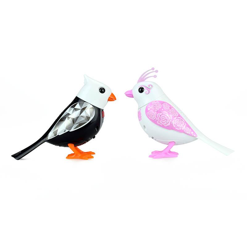 Silverlit Птички жених и невеста DigiFriends-DigiBirds