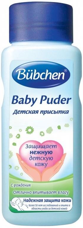 Купить Детская присыпка, 100 г, Bubchen