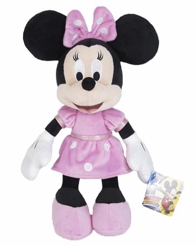 Мягкая игрушка - Минни Маус, 43 смМягкие игрушки Disney<br>Мягкая игрушка - Минни Маус, 43 см<br>