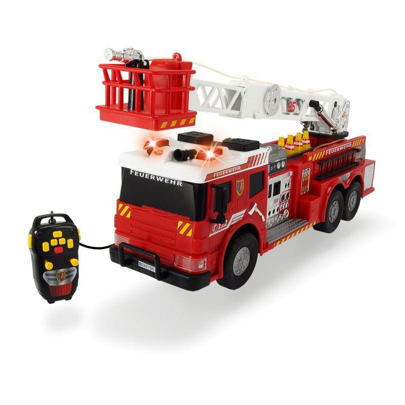 Пожарная машина д/у, 62 см, свет, звук фото