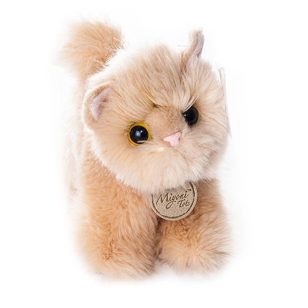 Мягкая игрушка – Персидский котенок 20 смКоты<br>Мягкая игрушка – Персидский котенок 20 см<br>
