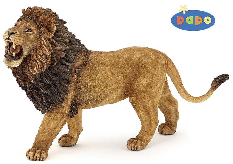 Ревущий левДикая природа (Wildlife)<br>Ревущий лев<br>