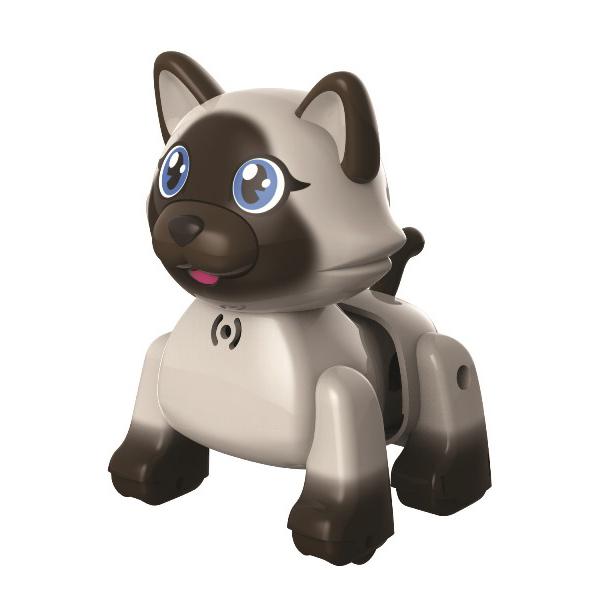 Silverlit Интерактивный котенок – Бирманский