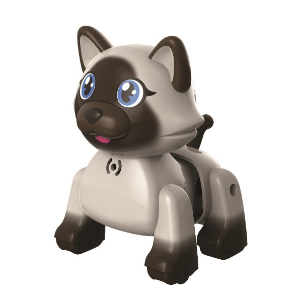 Интерактивный котенок – Бирманский - Скидки до 70%, артикул: 152656