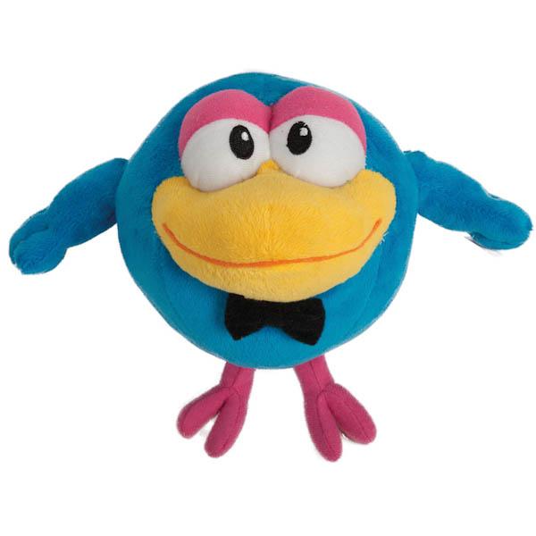 Озвученная мягкая игрушка - Кар Карыч из мультфильма – Смешарики, 10 см