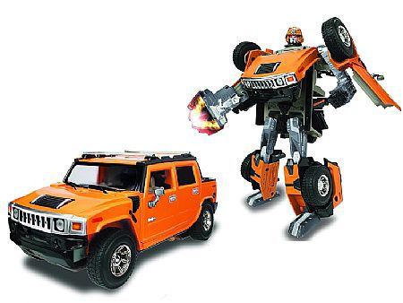 Hummer H2 робот-трансформерИгрушки трансформеры<br>Hummer H2 робот-трансформер<br>