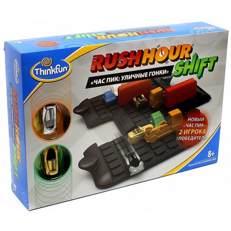 Головоломка-игра «Час пик: Уличные гонки» от Toyway