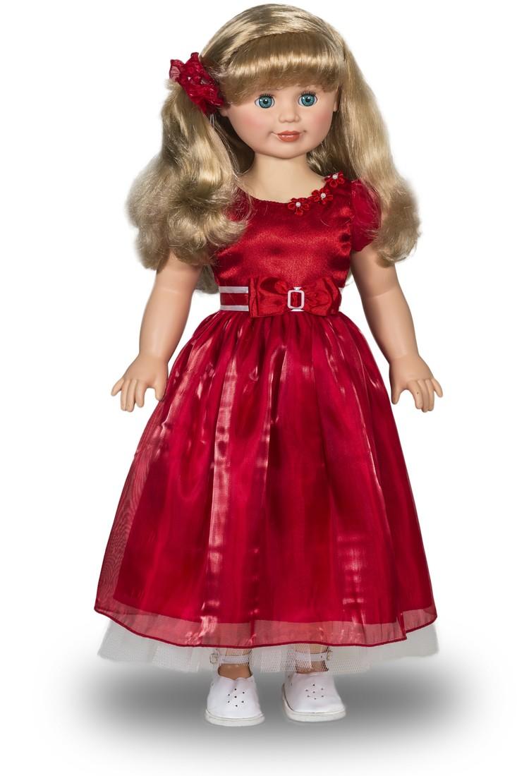 Кукла Милана 15, звукРусские куклы фабрики Весна<br>Кукла Милана 15, звук<br>