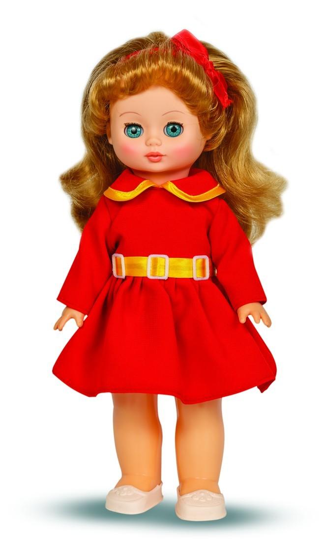 Кукла Жанна 7 со звуковым устройством, 36 смРусские куклы фабрики Весна<br>Кукла Жанна 7 со звуковым устройством, 36 см<br>