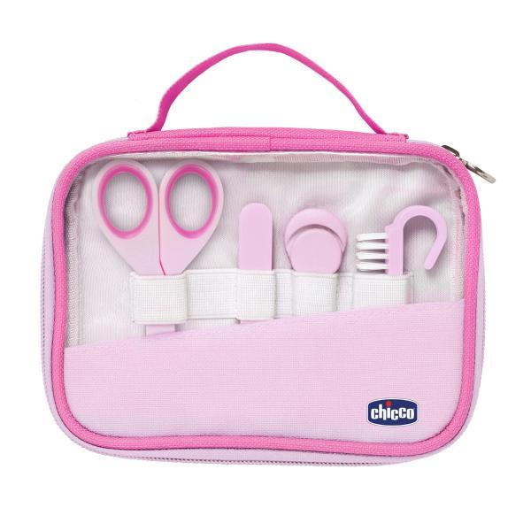 Набор для ухода за руками, для девочек, от 0 мес., розовыйпредметы гигиены<br>Набор для ухода за руками, для девочек, от 0 мес., розовый<br>