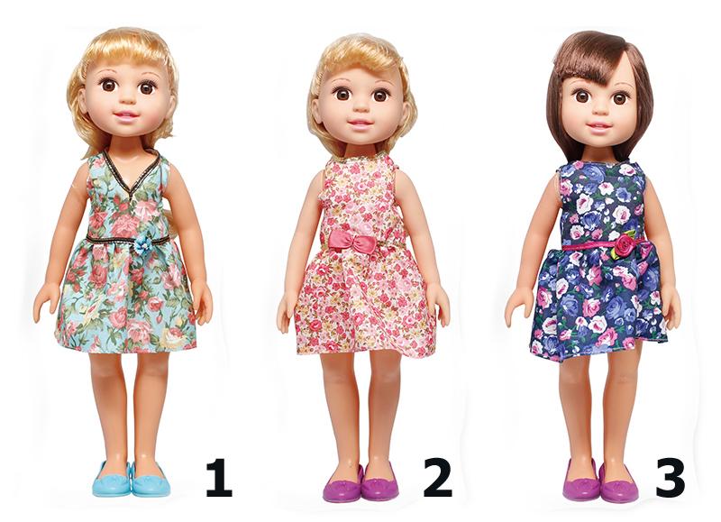 Кукла Времена года 35 см, 3 видаПупсы<br>Кукла Времена года 35 см, 3 вида<br>