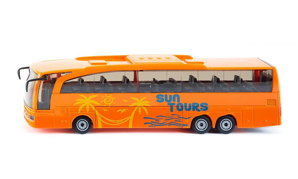 Купить Масштабная модель автобуса Mercedes Benz - Travego, Siku