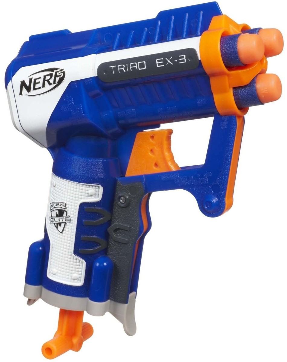 Бластер  Nerf N-Strike EliteБластеры NERF Hasbro<br>Бластер  Nerf N-Strike Elite<br>