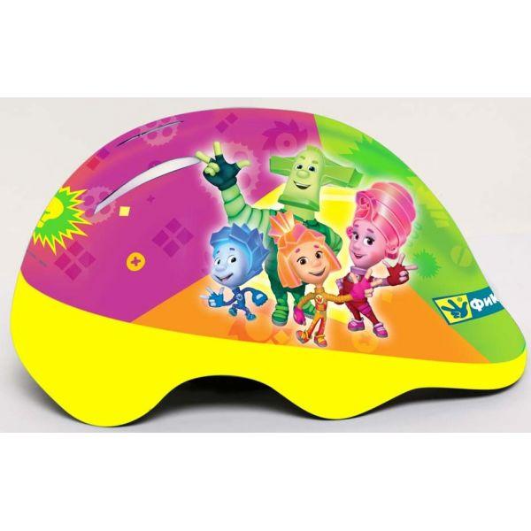 Защитный шлем для катания «Фиксики», размер МЗащита: шлемы и пр.<br>Защитный шлем для катания «Фиксики», размер М<br>