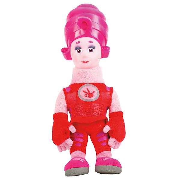 Мгка игрушка Мас по мотивам мультфильма «Фиксики» со светом и русским чипом, 29 см.Говорщие игрушки<br>Мгка игрушка Мас по мотивам мультфильма «Фиксики» со светом и русским чипом, 29 см.<br>