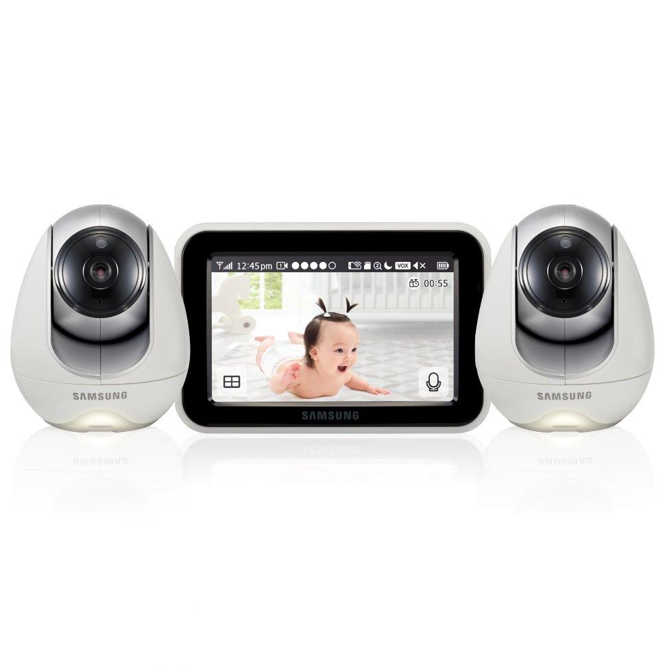 Купить Видеоняня - Samsung SEW-3053WPX2