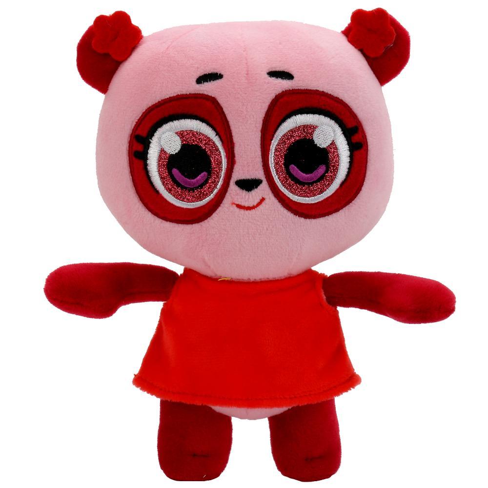 Купить Мягкая игрушка Панда Няша 20 см из серии Дракоша Тоша, музыкальный чип, Мульти-Пульти