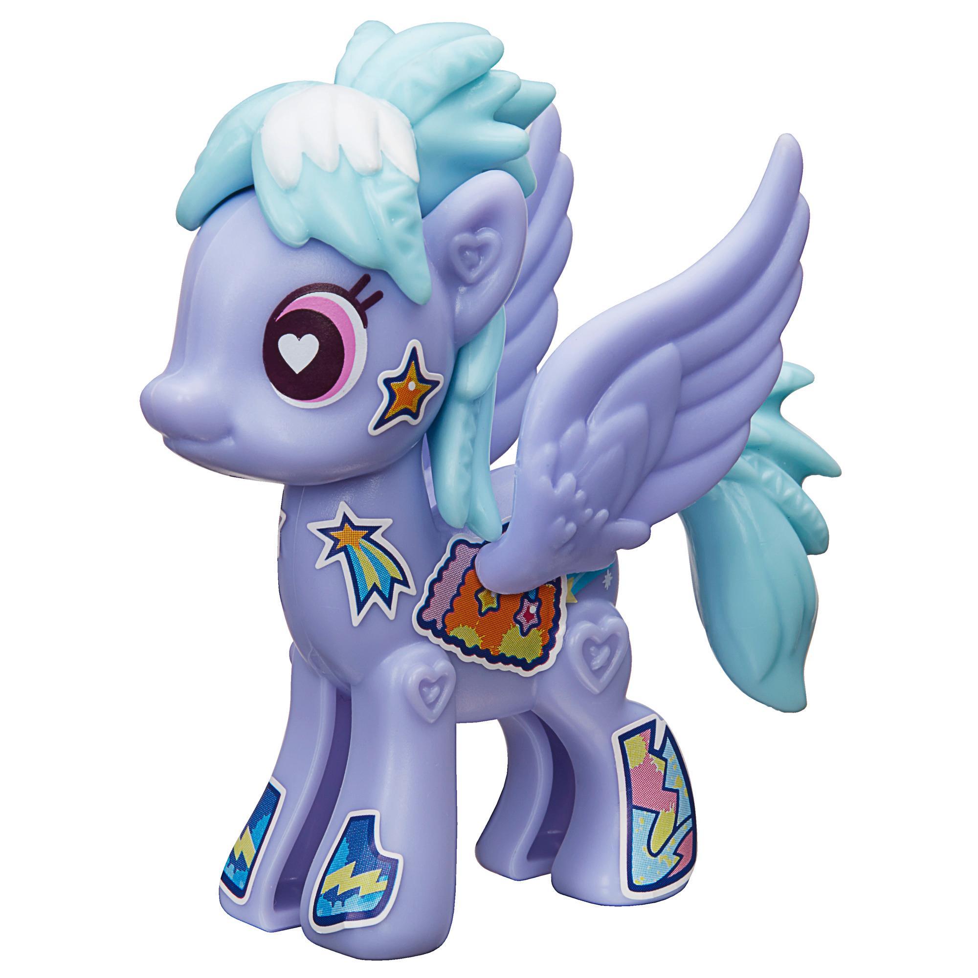 Игровой набор My Little Pony: Создай свою пони - Клауд ЧейзерМоя маленькая пони (My Little Pony)<br>Игровой набор My Little Pony: Создай свою пони - Клауд Чейзер<br>