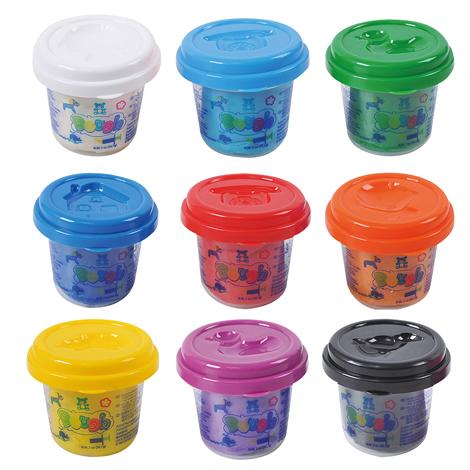 Пластилин, 9 цветовПластилин Play-Doh<br>Пластилин, 9 цветов<br>