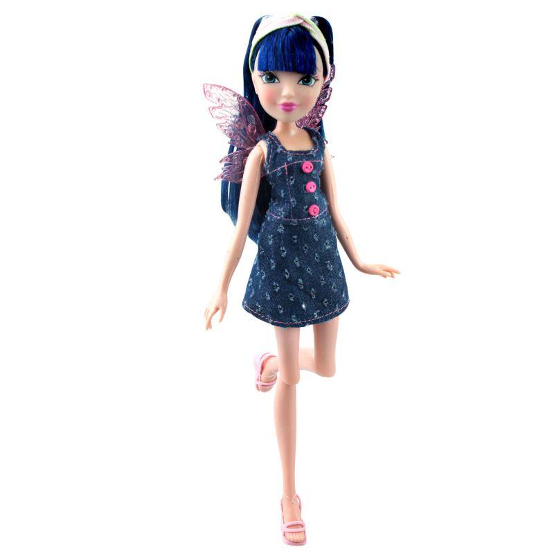 Купить Кукла Winx Club Стильная штучка – Муза, 28 см.